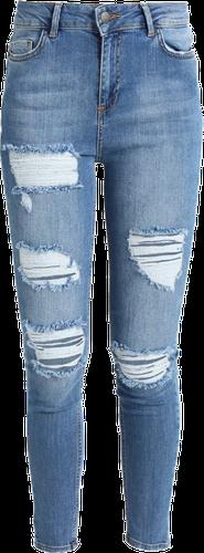 Even&Odd Jeans Skinny Fit blue denim