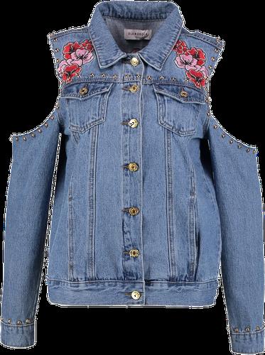 Glamorous Kurtka jeansowa mid blue