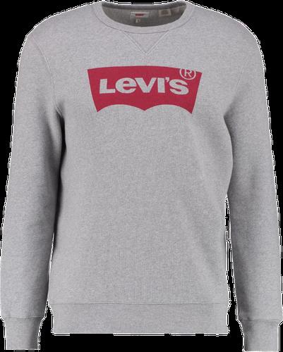 Levi's® GRAPHIC CREW Bluza midtone grey heather