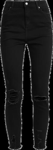 Even&Odd Jeans Skinny Fit black denim