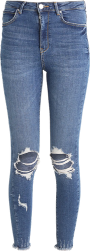 Gina Tricot CURVED Jeans Skinny Fit blue