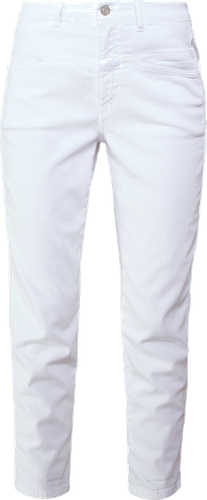 CLOSED PEDAL PUSHER Jeansy Straight Leg white