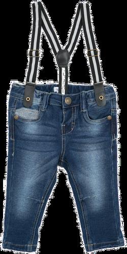 Blukids - Jeansy dziecięce 68-98 cm