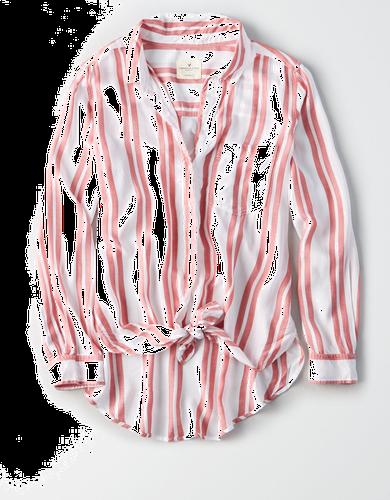biało czerwona koszula