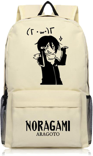 Aragoto Yato noragami plecak szkolny