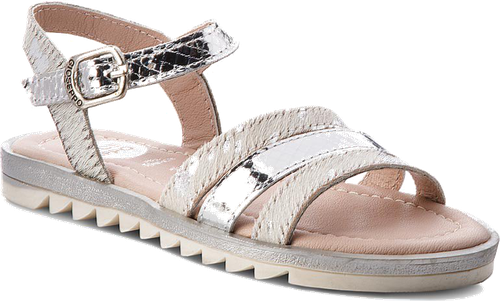Sandały GIOSEPPO - Reses 38701-01 White/Silver