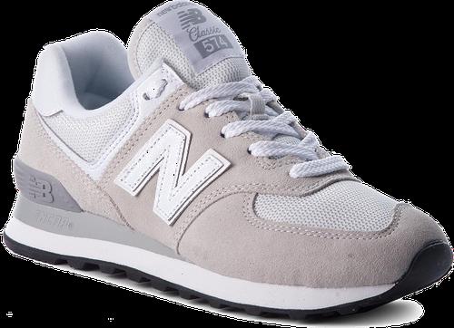 Sneakersy NEW BALANCE - WL574EW Beżowy