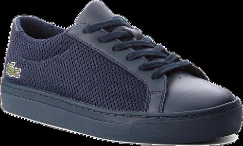 Sneakersy LACOSTE - L.12.12 318 2 Caj 7-36CAJ001295K Nvy/Nvy