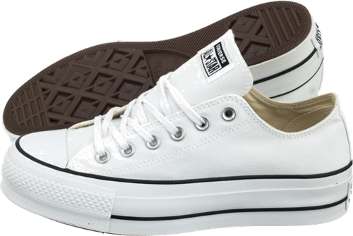 CT All Star Lift OX White 560251C (CO351-a)