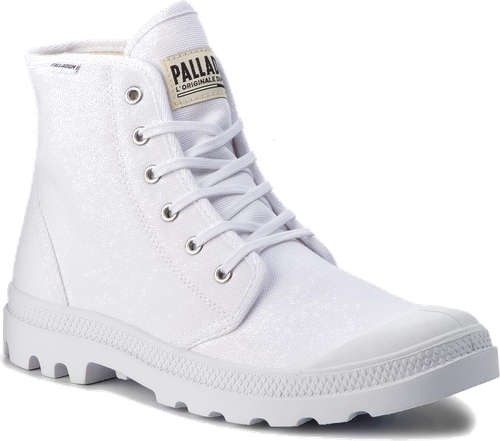 Trapery PALLADIUM - Pampa Hi Originale 75349-101-M White/White
