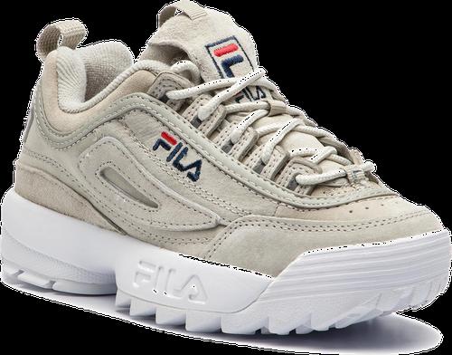 Sneakersy FILA - Disruptor S Low Wmn 1010304.3JW Gray Violet