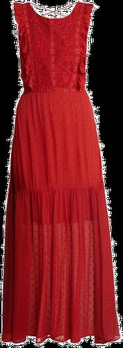 YASFELINA ANKLE DRESS FEST - Długa sukienka