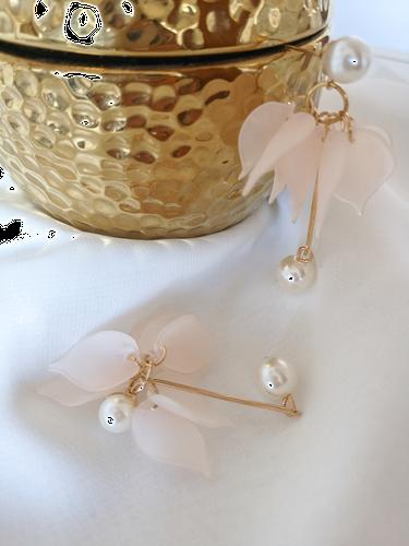 Kolczyki Blossom Pearls