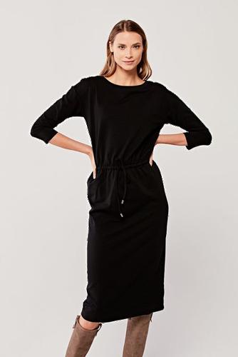 Sukienka Elwina czarna 34