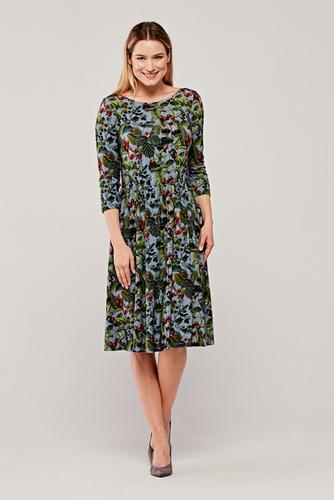 Sukienka Limosa Fragola błękitna 34