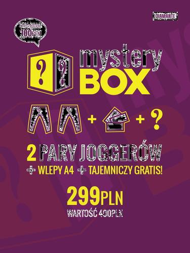Mystery box 2 jogger