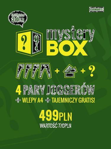 Mystery box 4 jogger
