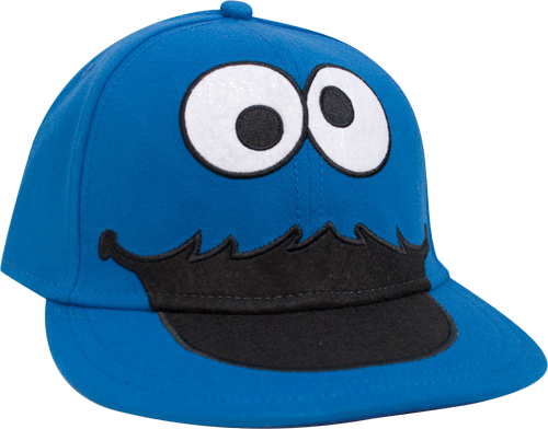 full cap z cookie monster